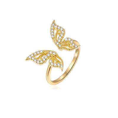 Diana Angel Rings