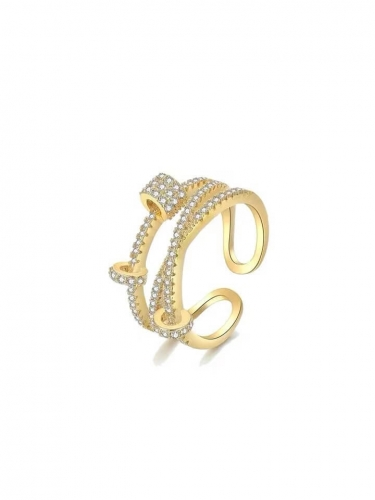 Intertwined Statement Rings