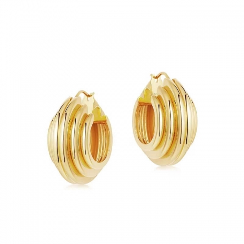 Cora Hoops Earrings