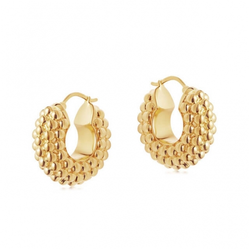 Athena Hoops Earrings